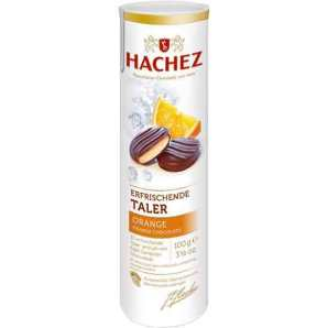 hachez-orange-chocolate-discs-100g