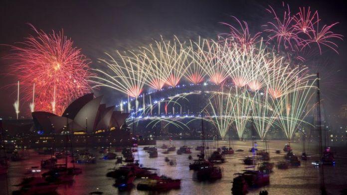Ikiraro cya Sydney Harbour Bridge muri Australia cyamaze iminota 12 cyaka gutya