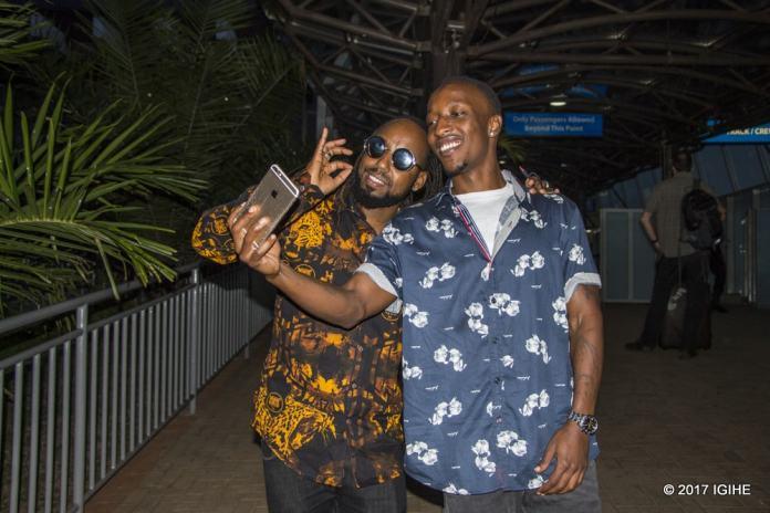Nizzo Kabossi yasigiwe Urban Boyz, ndetse ngo vuba aha araba yatangiye gushyira hanze ibihangano byabo