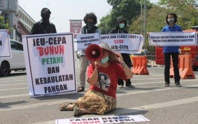 Pertemuan CSO dengan Negosiator Indonesia Dalam Putaran Keenam Perundingan IEU-CEPA, Palembang