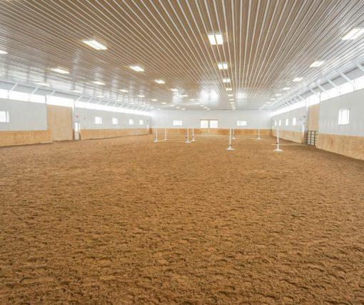 Gorgeous Indoor Arena