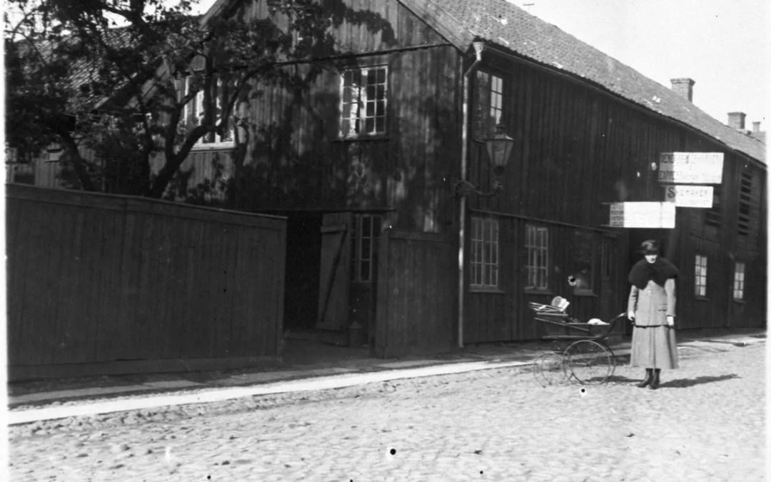 J. W. A. YLLANDERS DAGBOK 1889:  Juli D. 15 M.