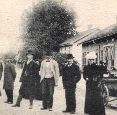 J. W. A. YLLANDERS DAGBOK 1889:  November D. 5 T.
