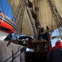 Путешествие воронежца по Атлантике – а когда на море качка...