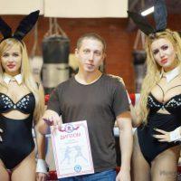 Эмоции в ринге, мотивация и цели воронежского боксёра Александра Филюшина
