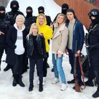 Воронежская модель рассказала о съёмках у Гай Германики для клипа «Ночных снайперов»