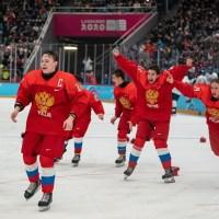 Большое интервью воспитанника ХК «Буран» после победы на юношеской Олимпиаде