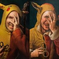 Воронежцы показали потрясающие образы в творческом флешмобе #изоизоляция