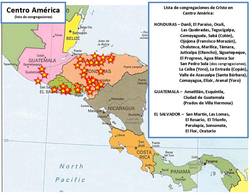 MapaCentroAmerica