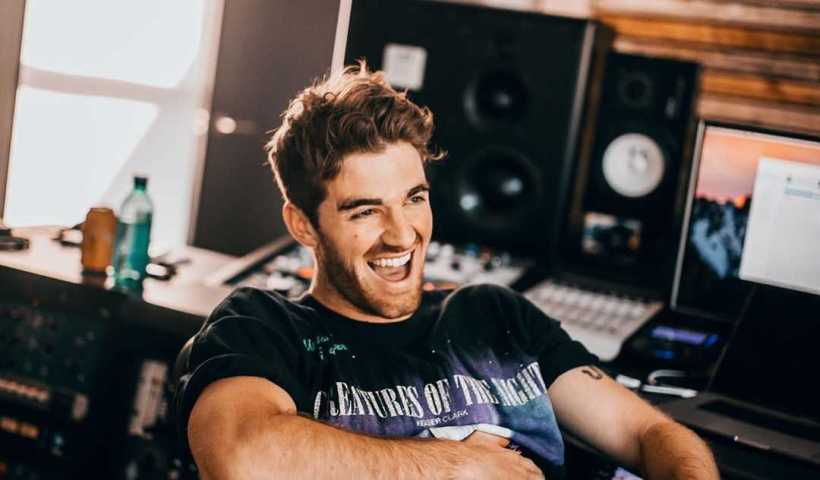 The Chainsmokers ( Drew Taggart's ) Instagram Live Stream from September 27th 2019.