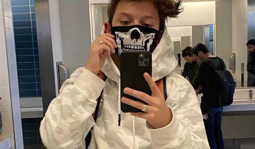 Jacob Sartorius Instagram Live Stream from November 27th 2019.