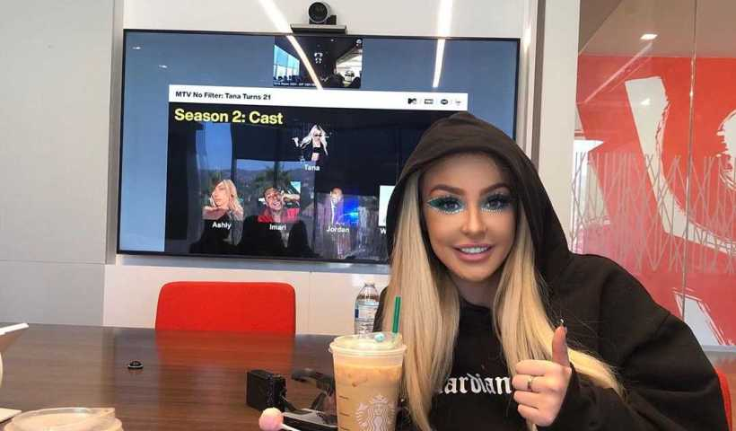 Tana Mongeau's Instagram Live Stream from November 11th 2019.