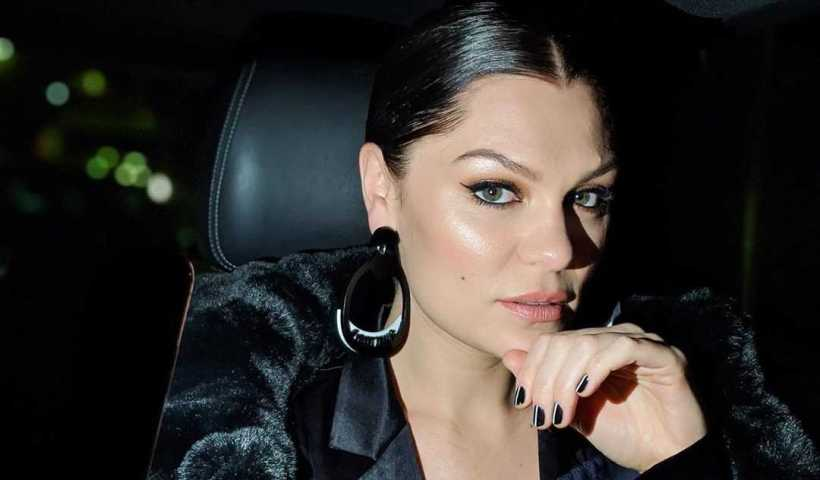 Jessie J's Instagram Live Stream from December 10th 2019.