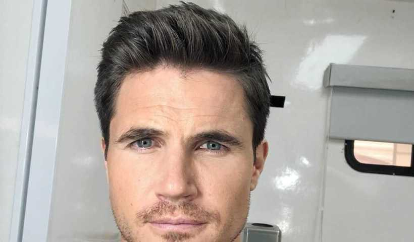 Robbie Amell's Instagram Live Stream from December 13th 2019.