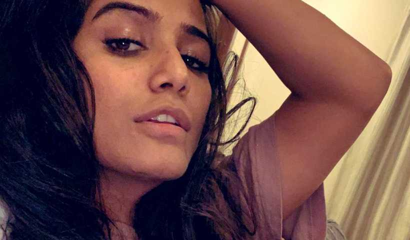 Poonam Pandey's Instagram Live Stream from February 24th 2020.