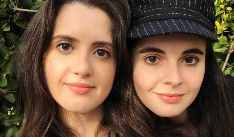 Laura Marano's Instagram Live Stream with her sister Vanessa Marano from February 11th 2020.