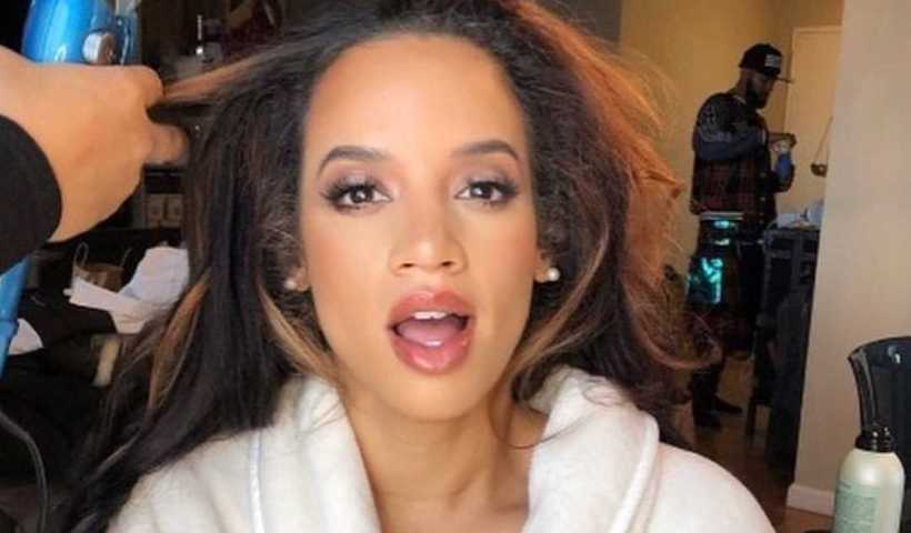 Dascha Polanco's Instagram Live Stream from February 13th 2020.