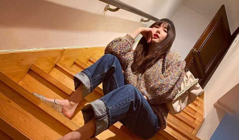 HyunA ( 현아 )'s Instagram Live Stream from March 14th 2020.