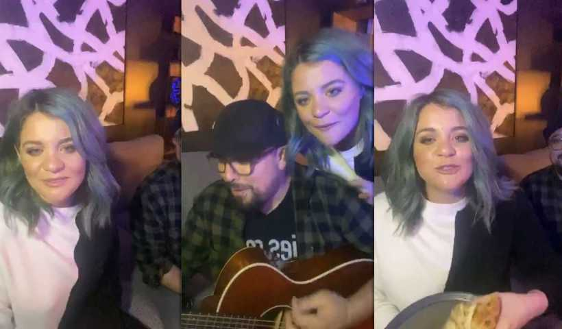 Lauren Alaina's Instagram Live Stream from March 20th 2020.
