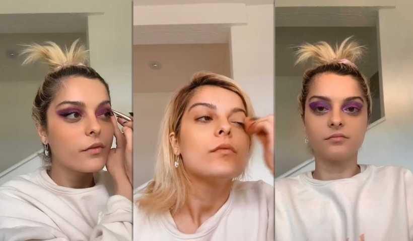 Bebe Rexha's Instagram Live Stream from April 10th 2020.