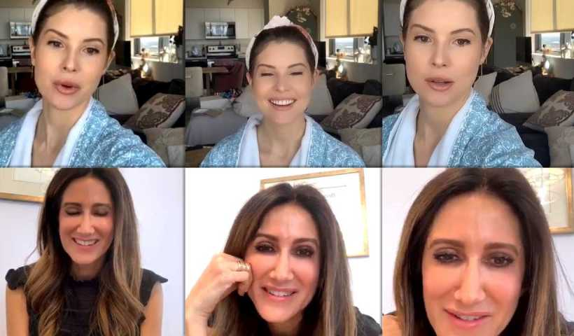 Amanda Cerny's Instagram Live Stream from May 1st 2020.
