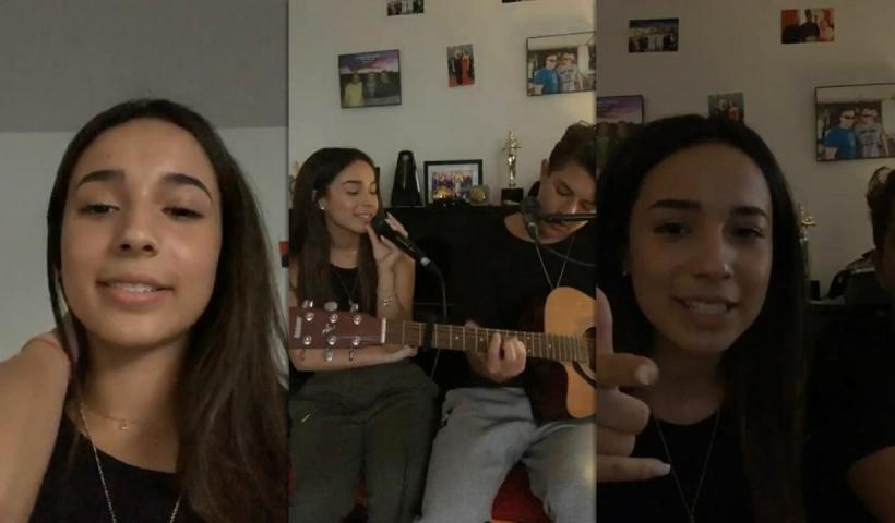 Angelic's Instagram Live Stream from May 23th 2020.