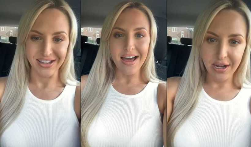 Emma Louise Jones Instagram Live Stream from May 2nd 2020.