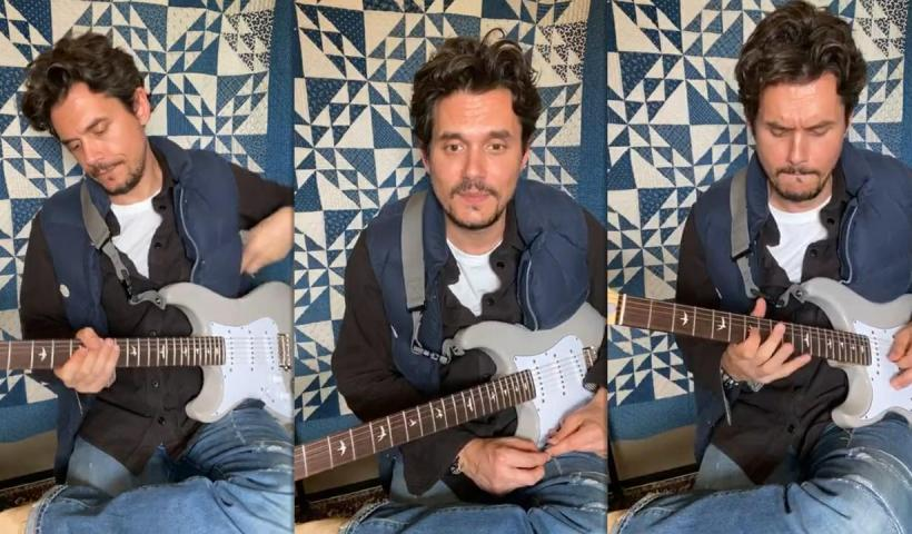 John Mayer's Instagram Live Stream from May 7th 2020.