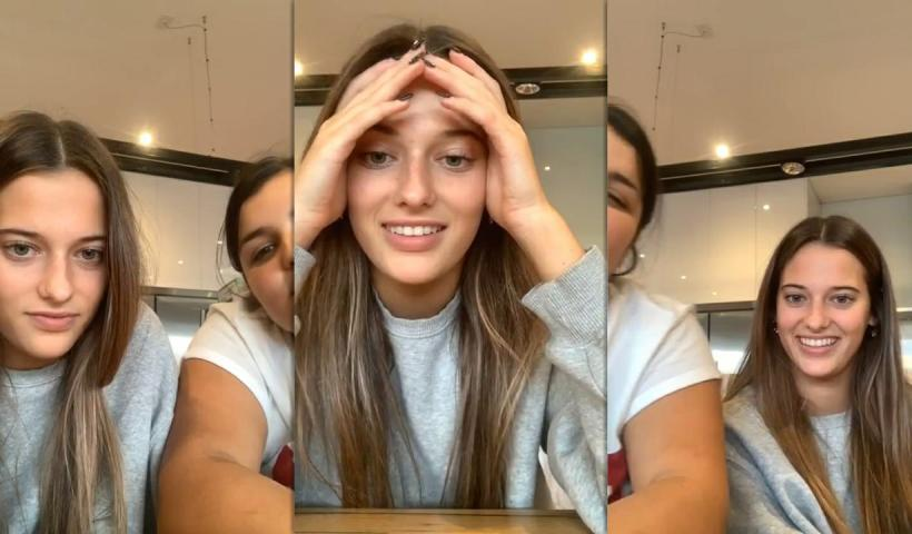Taya Brooks Instagram Live Stream from May 7th 2020.
