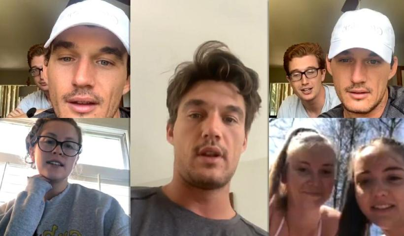 Tyler Cameron's Instagram Live Stream from May 21th 2020.