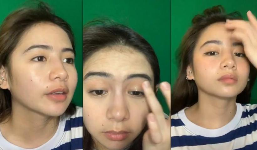 Ella Cruz's Instagram Live Stream from June 5th 2020.
