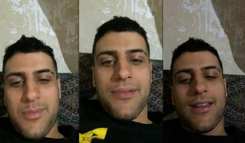 Yusuf Aktaş aka Reynmen's Instagram Live Stream from June 9th 2020.