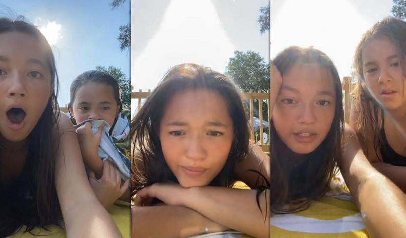 Lily Chee's Instagram Live Stream from July 19th 2020.