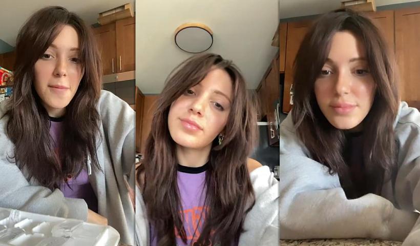 Niki DeMar's Instagram Live Stream from April 26th 2021.
