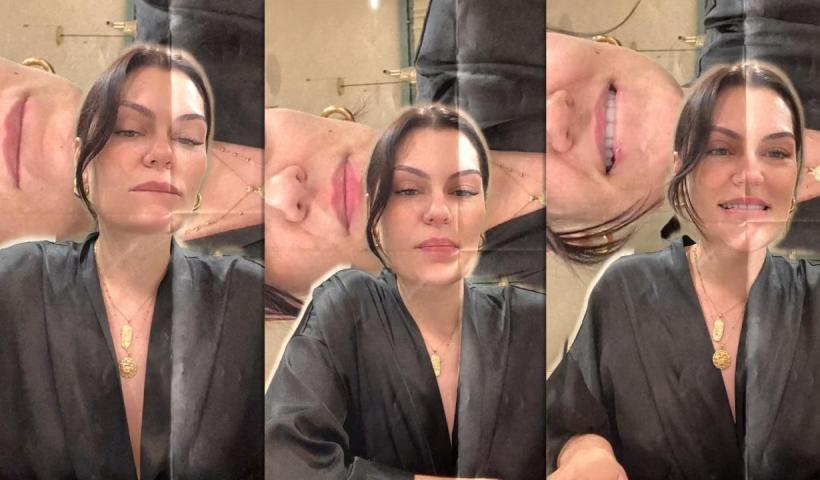 Jessie J's Instagram Live Stream from July 17th 2021.
