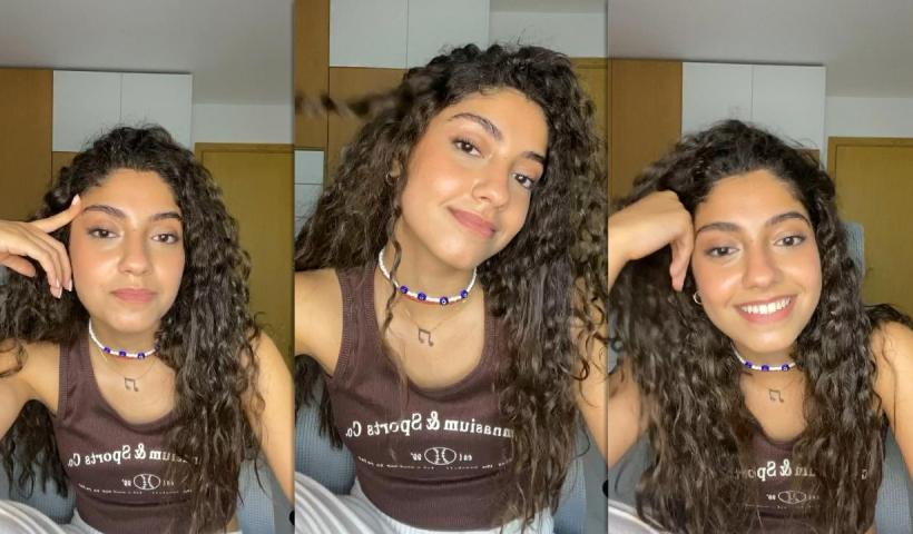 Nour Ardakani's Instagram Live Stream from July 14th 2021.