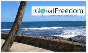 iGlobal Freedom... Wherever Your Dreams Take You!