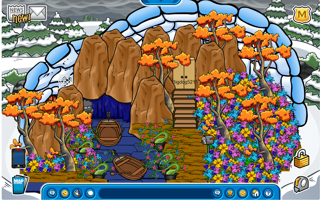 Club Penguin CP Igloo Ideas Page 3