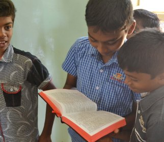 Celebrating 2017: Record Bible Distribution