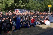Betriebsversammlung in Medebach - starkes Zeichen der Metallerinnen und Metaller bei Borbet