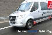Tag #1 der BORBET Soli-Tour 2020 - Gemeinsam zum Tarifvertrag