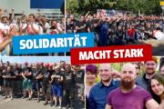 *NEU*: Die Soli-Wall - Bundesweite Solidarität und Unterstützung für Tarifbewegung bei Borbet