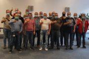 """Unterstützung vom Betriebsrat der Benteler Steel/ Tube GmbH: """"Haltet durch und kämpft für Eure Rechte!"""""""