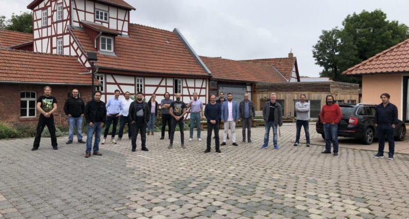 Erste bundesweite Sitzung der Tarifkommission bei Borbet - Die Standorte stehen geschlossen zusammen!