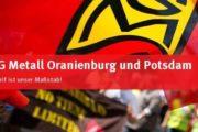 IG Metall Oranienburg & Potsdam: Solidarität mit den Kolleginnen und Kollegen in Trier und Horath
