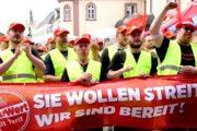 Video: Streiktag 3 -Protestaktion an der Porta Nigra und Solidaritätskundgebung