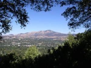 View of San Damiano Retreat Center