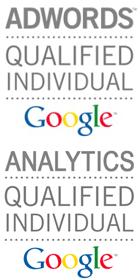 Certificado Google SEM y SEO Logroño
