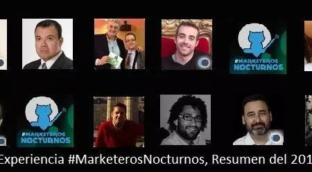 #MarketerosNocturnos