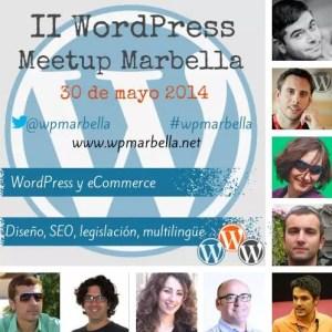 II WordPress Meetup Marbella